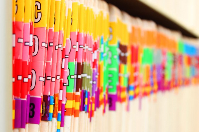 medical records, patient data