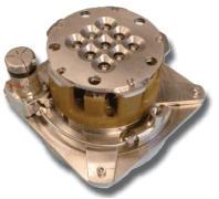 Busek's electrospray thruster system / Image courtesy of Busek