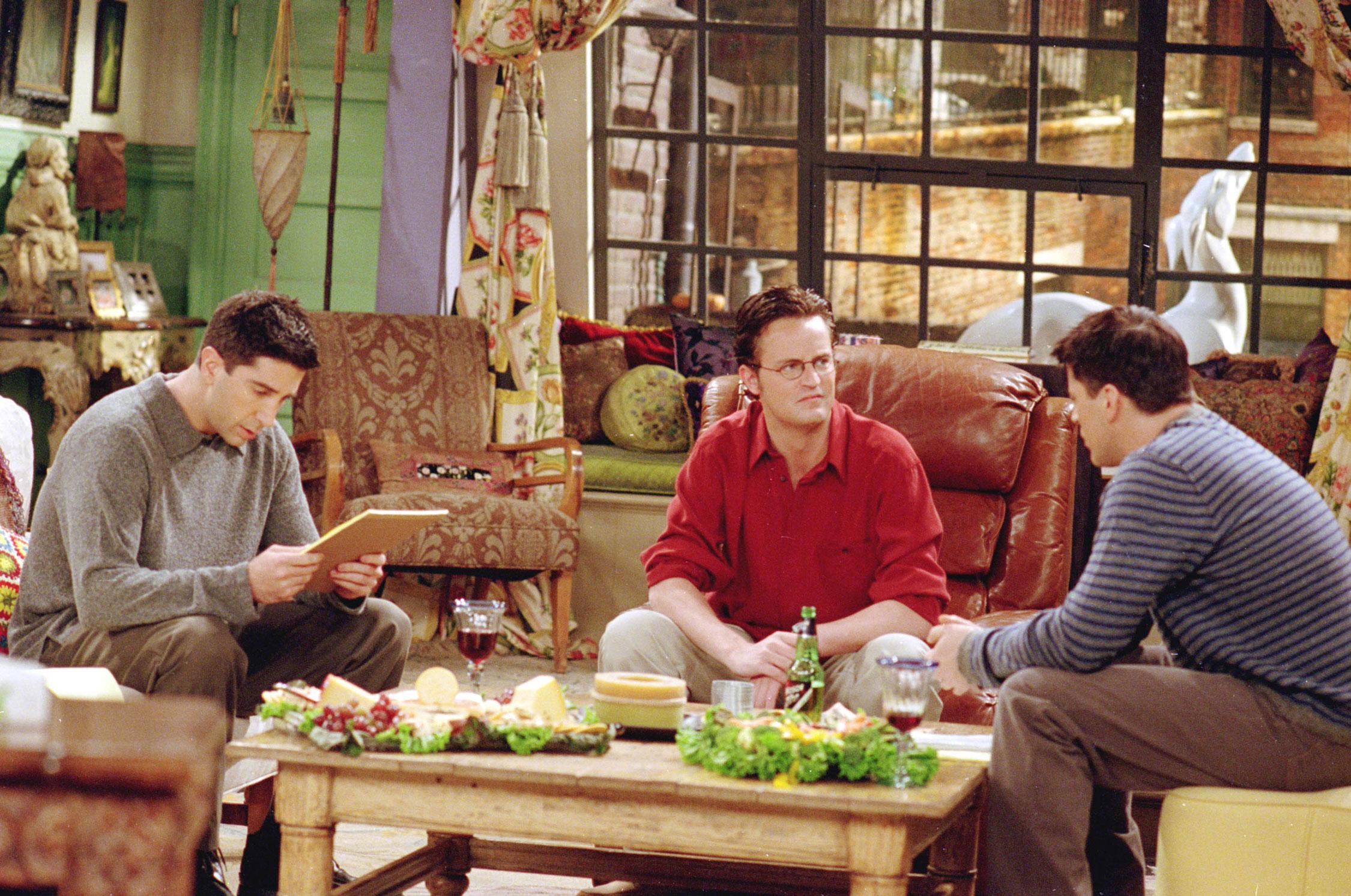 Friends (Photo: Warner Bros. Television)