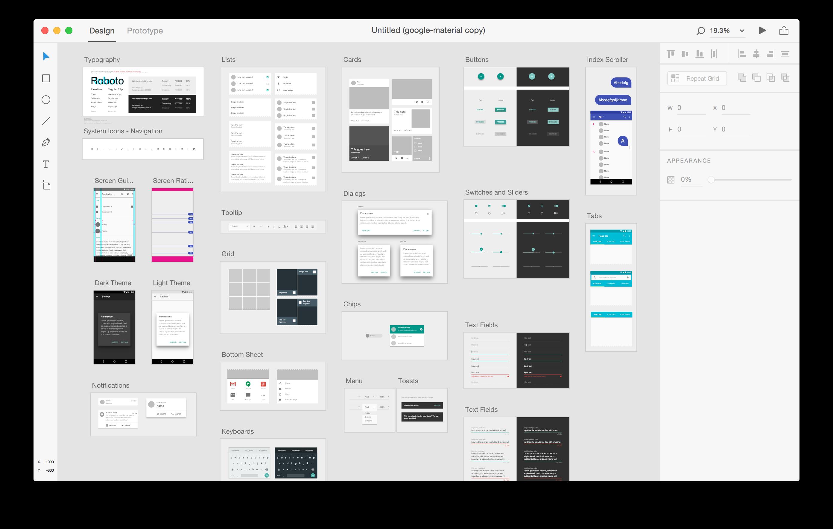 AdobeXD_UIKits