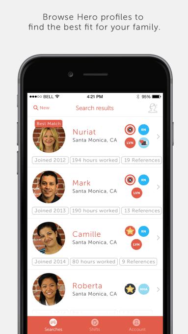 HomeHero Mobile App 3