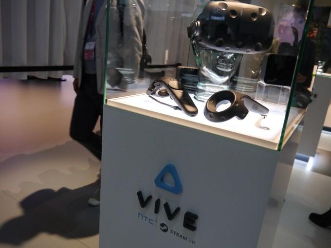 HTC Vive MWC