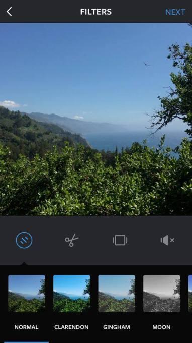 Instagram Video Editing