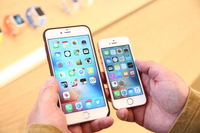iPhone SE - iPhone 6s Plus - 13