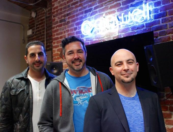 Jeremie Habib and the Gigwell team