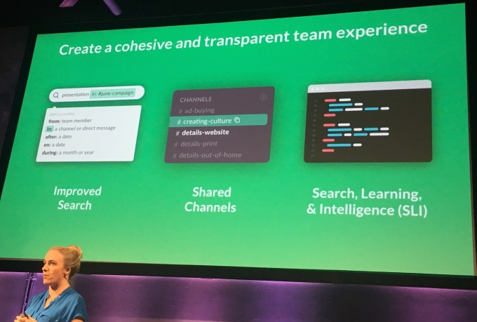 Slack Search Shared Channels