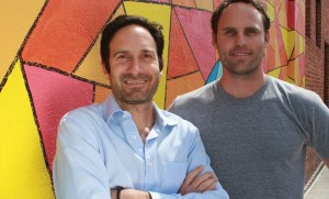 Chance Barnett and Rafe Furst, co-founders of Crowdfunder