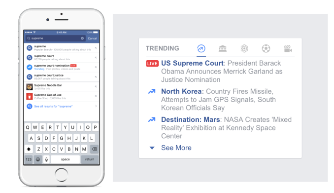 Facebook Live Video Trends