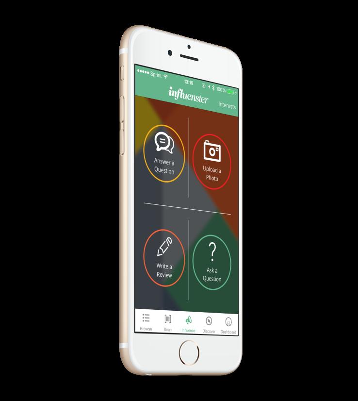 Influenster App