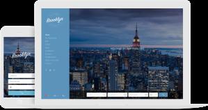 Lodgify screen