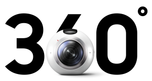 Samsung is going big on VR, too, with Google Street View compatible pictures spawned by its Gear 360 camera