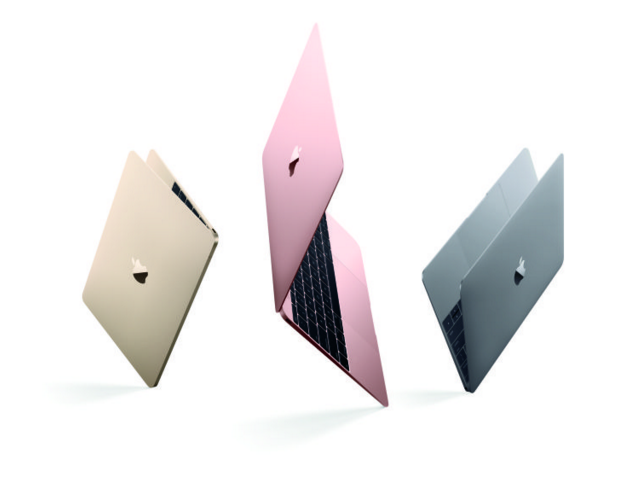 Floating MacBooks. See how they float.
