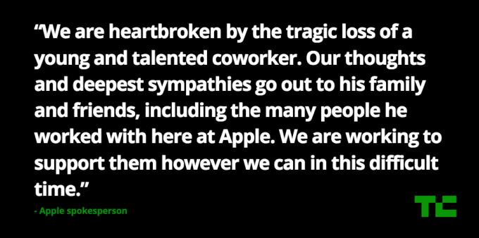 apple statement