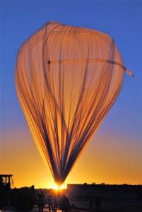 World View's Stratollite balloon / Image courtesy of World View