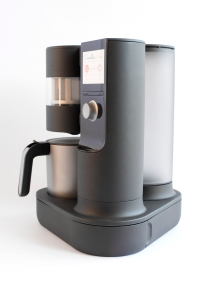 Camellia Labs is developing the Chime single-cup chai brewer.