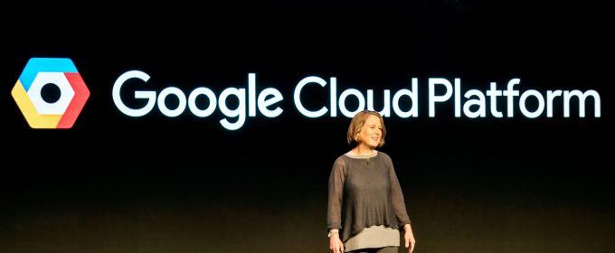 Diane Greene, Google SVP of Google Cloud Enterprise