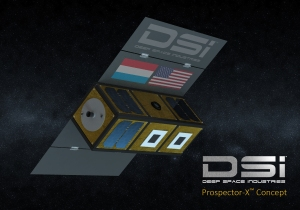Prospector-X / Image courtesy of Bryan Versteeg/Deep Space Industries