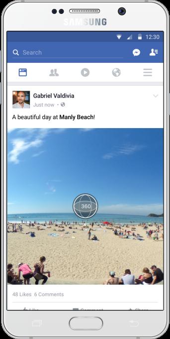 Facebook 360 Photos 2