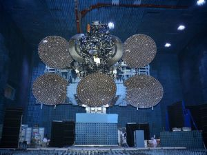 JCSAT-14 / Image courtesy of Space Systems Loral