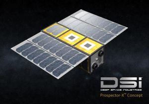 Prospector-X / Image courtesy of Bryan Versteeg/Deep Space Industries