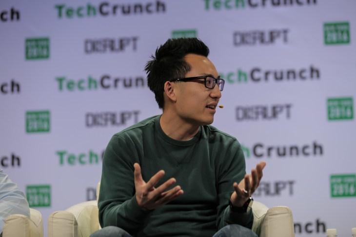 Tony Xu of DoorDash