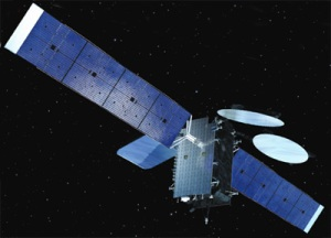 Illustration of Thaicom 8 satellite / Image courtesy of Orbital ATK