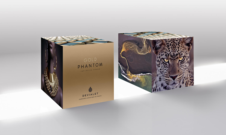 Gold Phantom - The Packaging