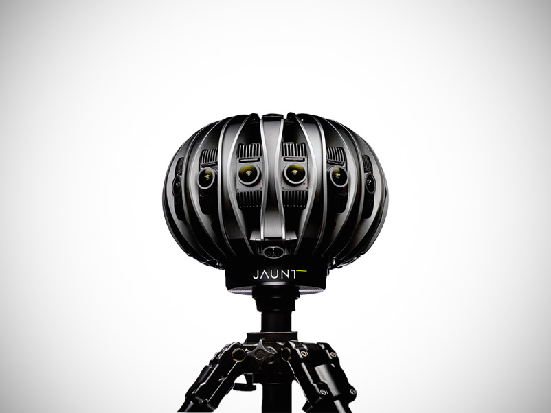 The Jaunt One camera