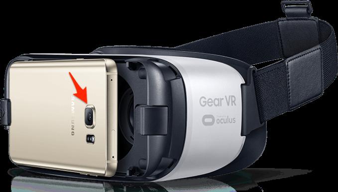 Gear VR Camera