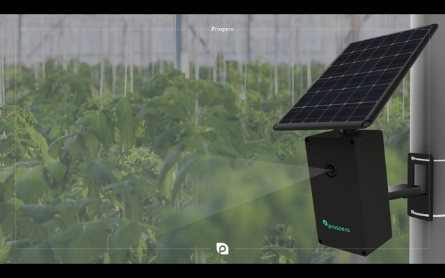 Prospera's crop monitoring system uses computer vision and artificial intelligence to help farmers improve their yields.
