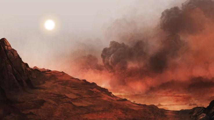 Mars Odyssey Image 3