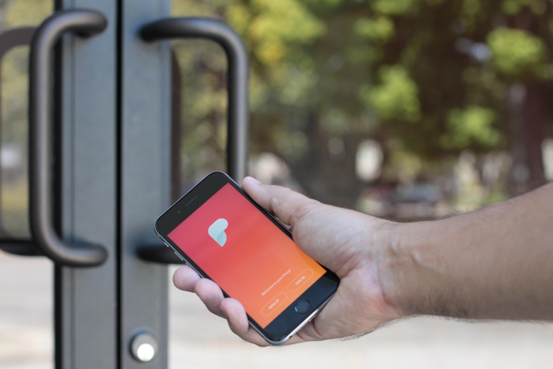 Proxy's app could make card keys obsolete.