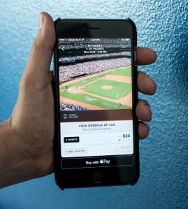 Gametime sells last-minute sports tickets via mobile.