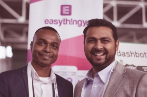 Team Easythingy, ready to make your life easier when you're on the move.
