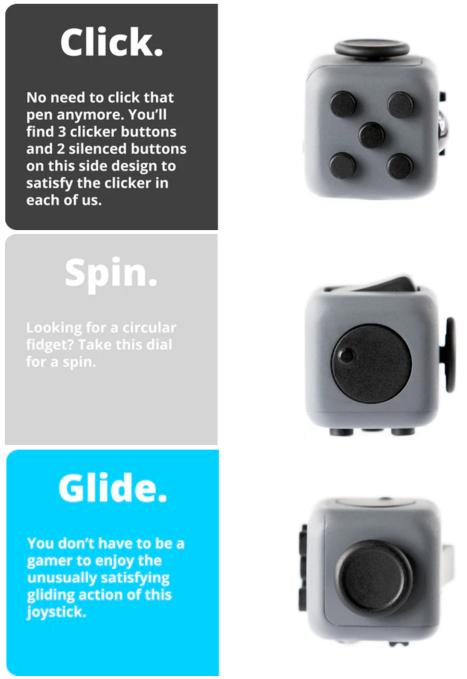fidget-cube-features
