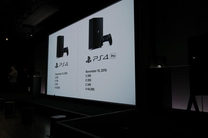 PS4 vs Pro