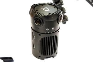 Z-Cam S1 uses 4x 190-degree lenses.