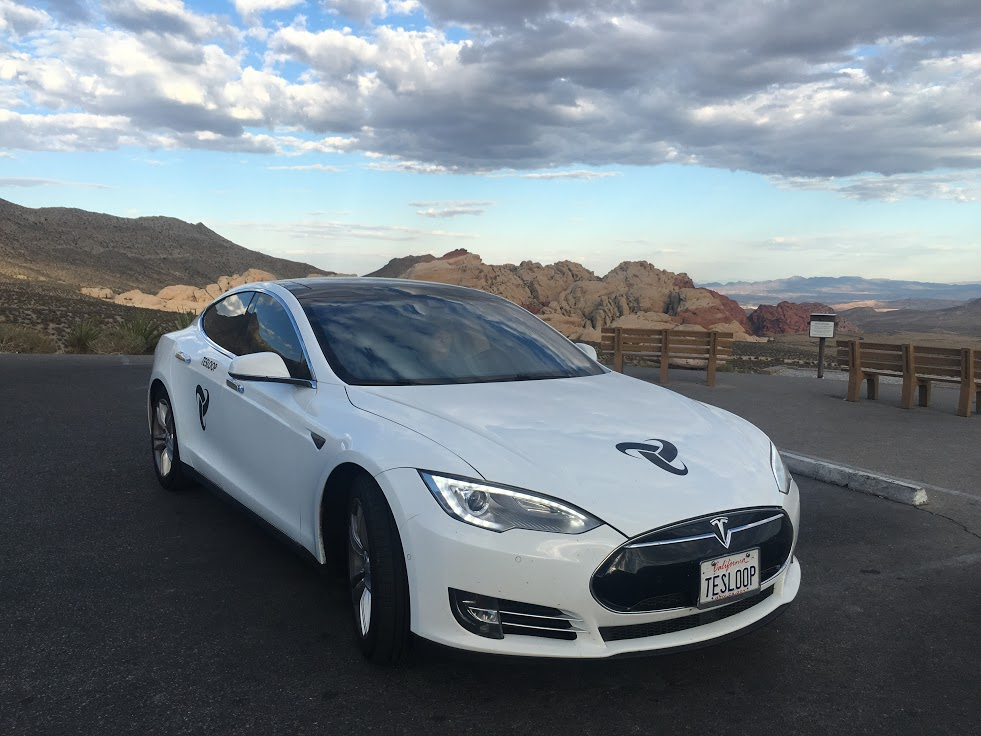 The Tesloop Model S