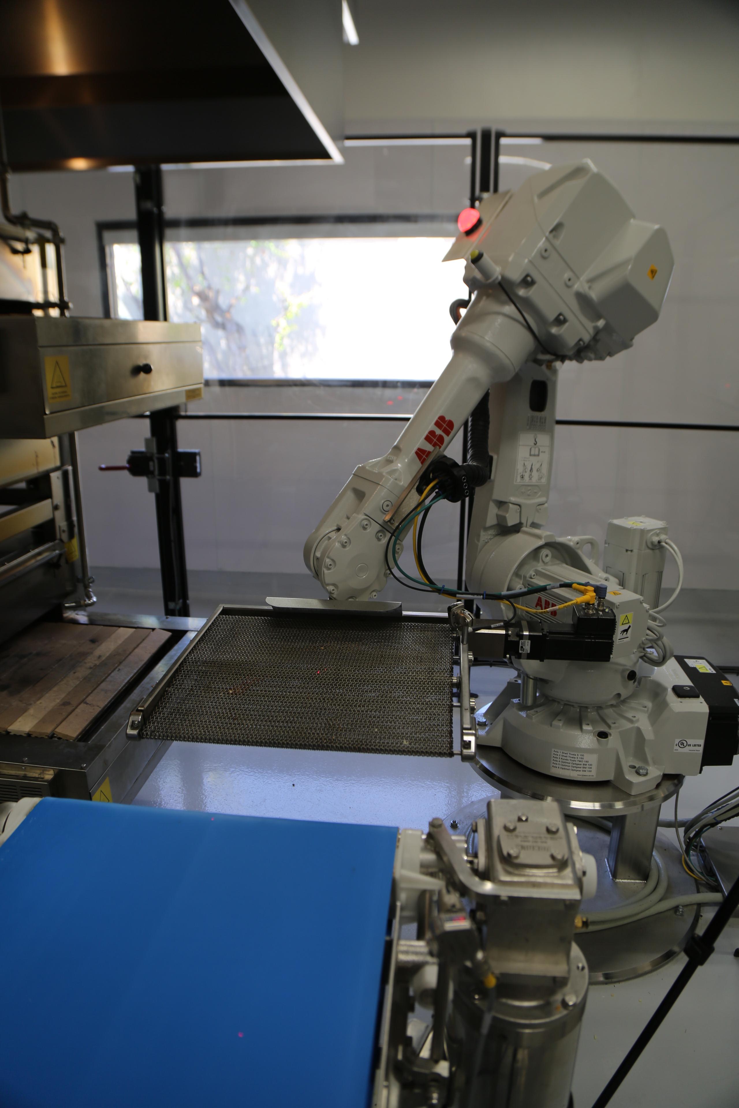 Zume Robot