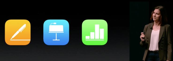 iWorks icons
