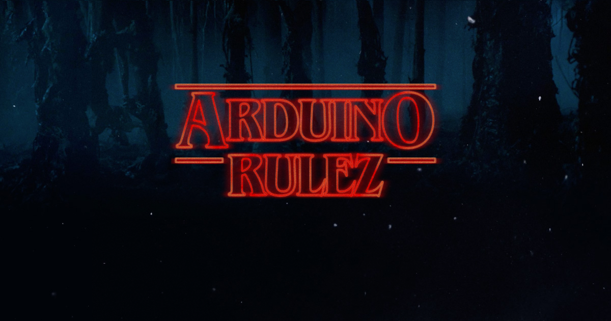 arduino-rulez