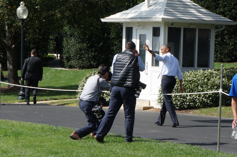 obama wave sxsl
