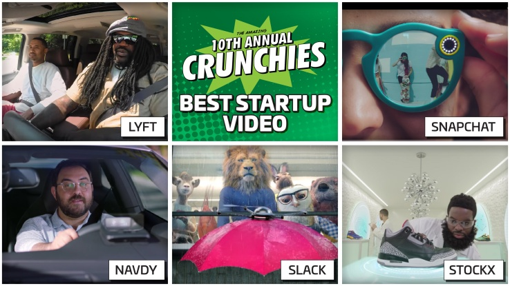 crunchies-best-startup-video