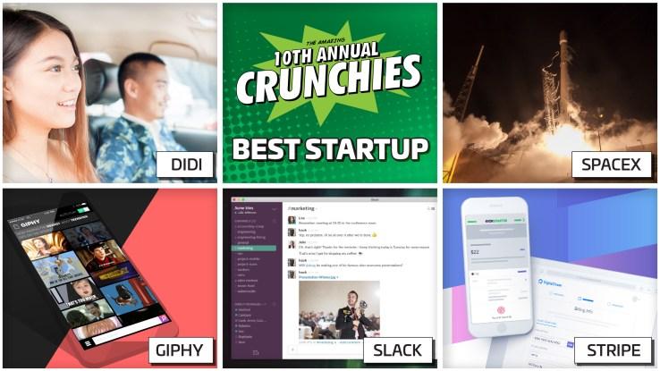crunchies-best-startup