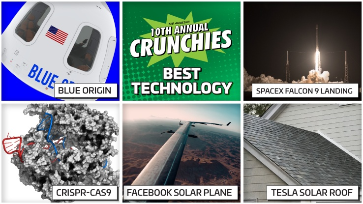 crunchies-best-technology