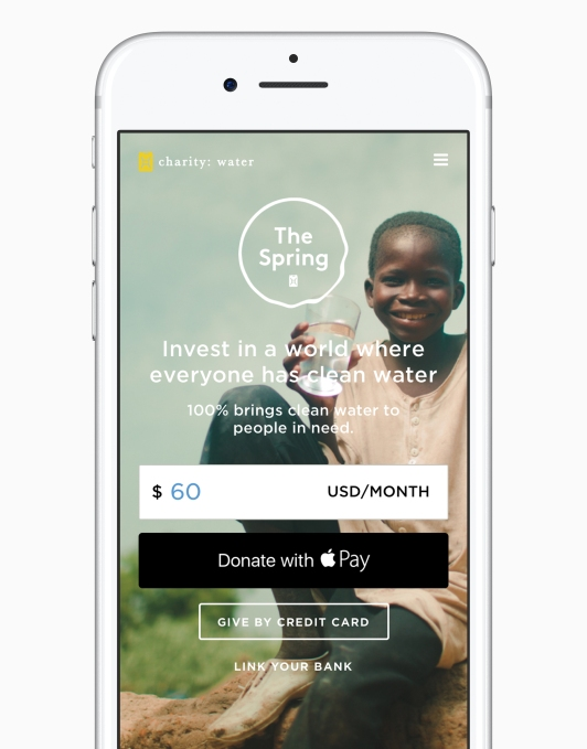 donate-with-apple-pay-charity-water-1