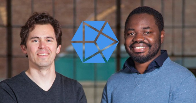 Gigster co-founders (from left): Roger Dickey and Debo Olaosebikan