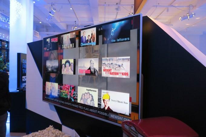 DirecTV Now event