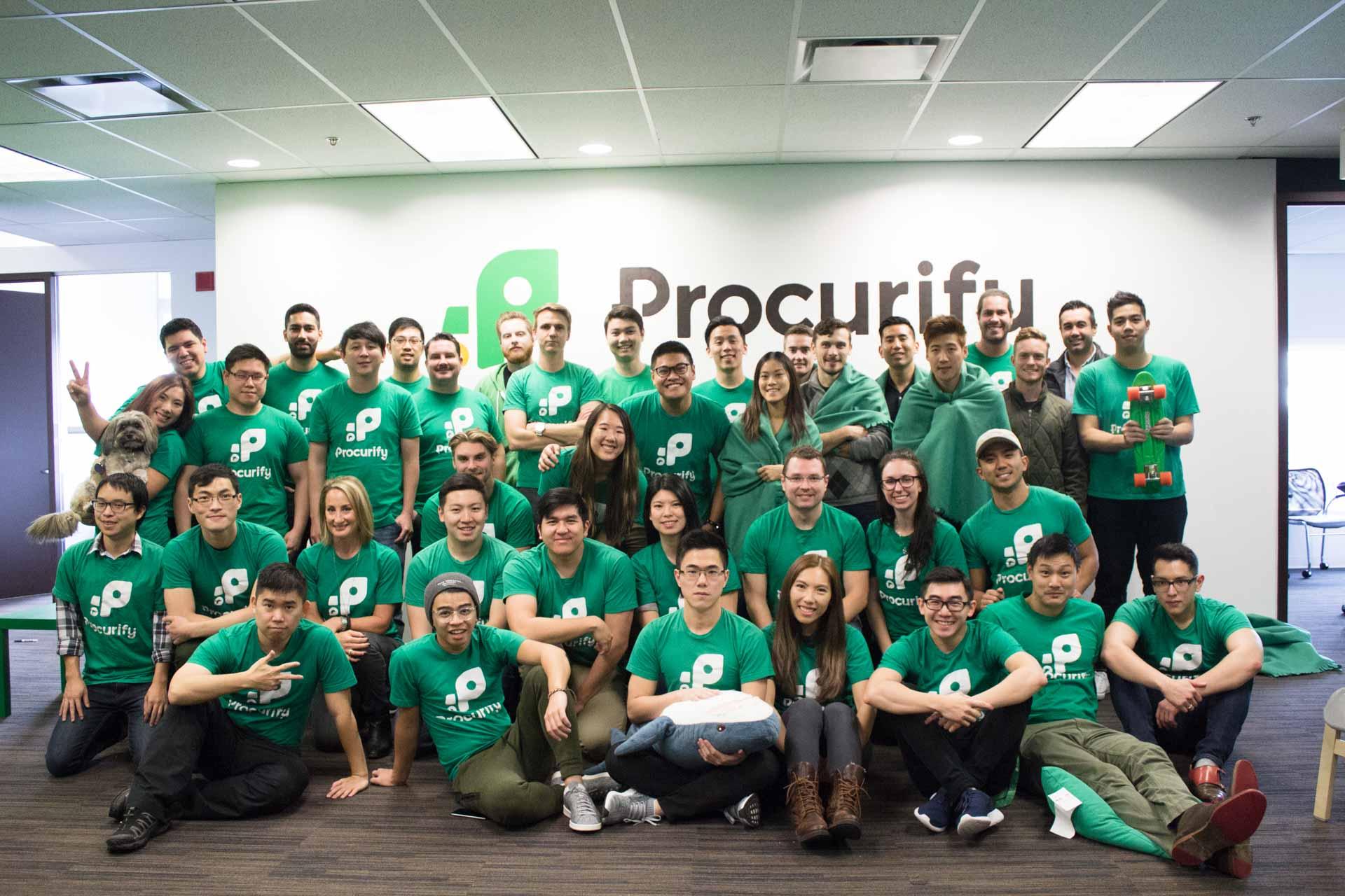 procurify-team-photo