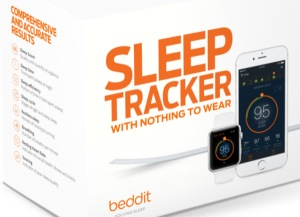 Beddit 3 is the third generation sleep tracker from the Beddit company